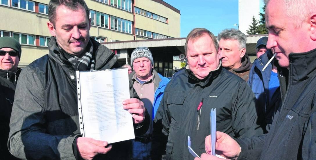 Byli górnicy Piasta i Ziemowita spotkali się w Bieruniu, żeby wyrazić swój żal