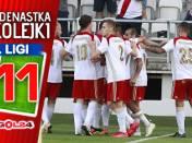 Najbardziej wyrównana liga? Jedenastka 4. kolejki Fortuna 1 Ligi według GOL24!