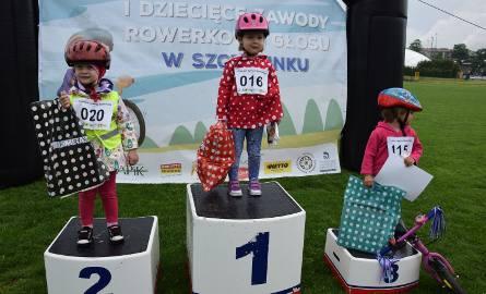 """Oto zwycięzcy I Zawodów Rowerkowych """"Głosu"""" w Szczecinku"""