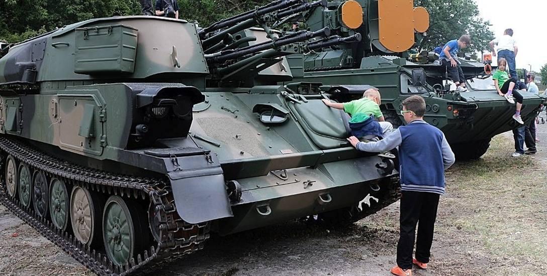 Przed rokiem Wojskowe Zakłady Uzbrojenia w Grudziądzu zorganizowały imprezę z okazji Dnia Dziecka.