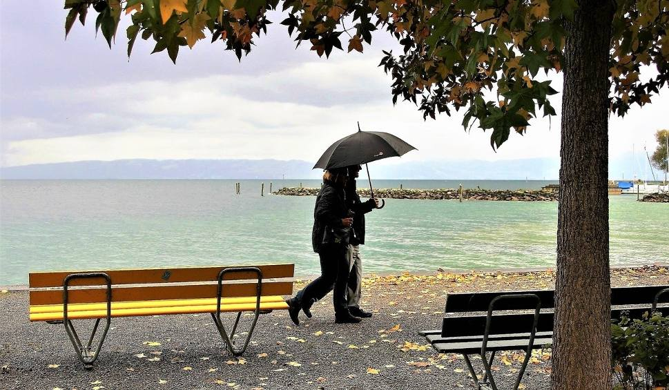 Film do artykułu: Pogoda na weekend: nieoczekiwany koniec lata. Deszczowo i wietrznie. Zimniej nawet o 15 stopni WIDEO + ZDJĘCIA