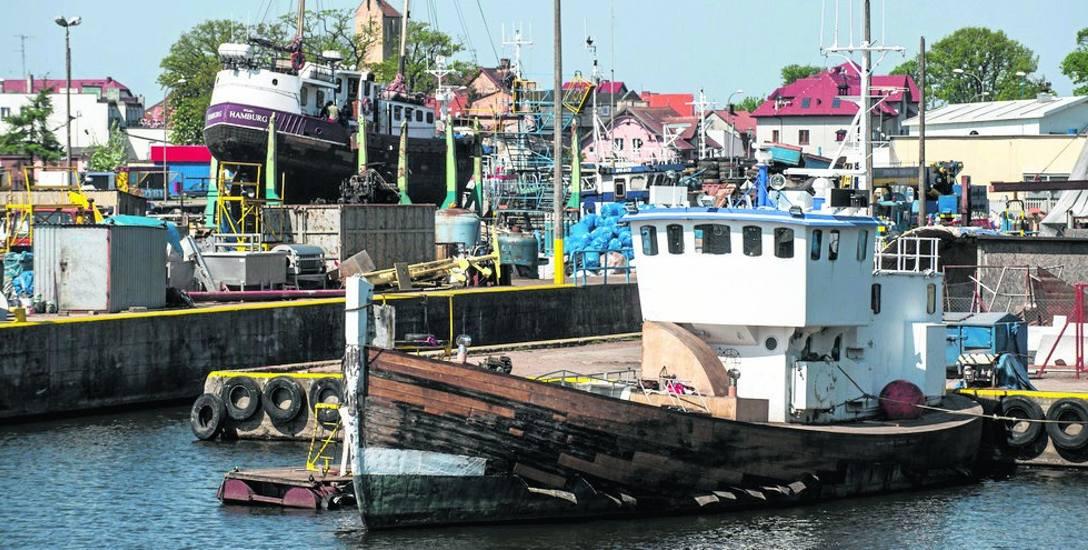 Mimo upływu 140 lat port umożliwia przeładunki towarów w ilości ponad 300 tys. ton rocznie