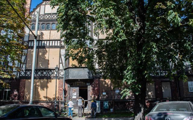 Nareszcie! Rozpoczął się remont kamienicy przy ulicy Bydgoskiej 50-52