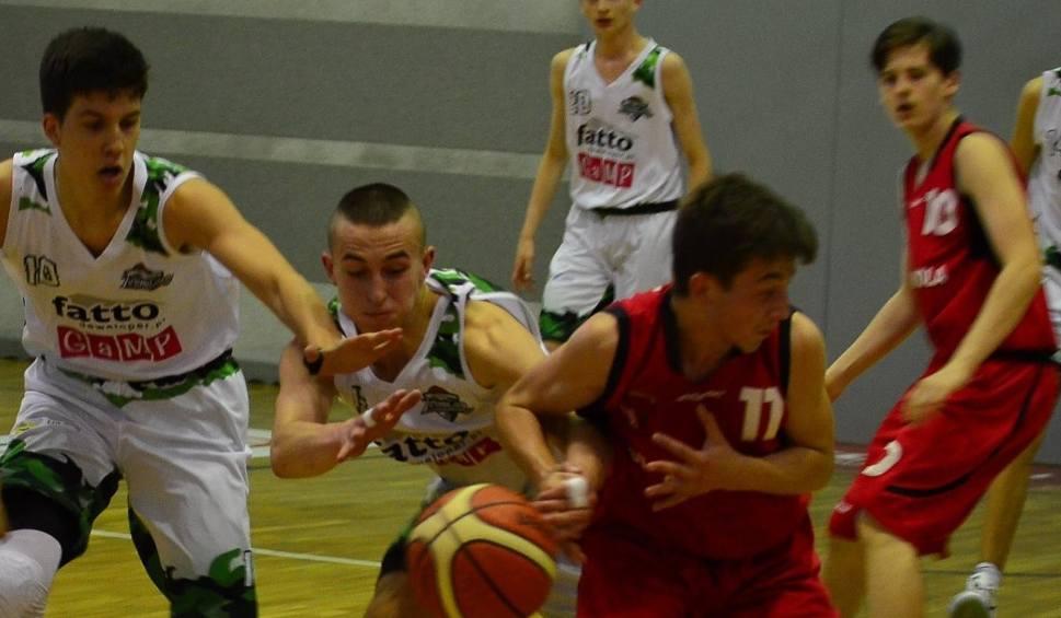 Film do artykułu: Koszykarze CSM Kuźni-Cerkamed Stalowa Wola z dwoma porażkami