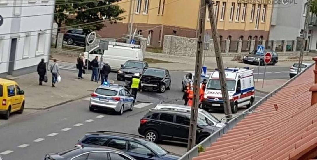 Na skrzyżowaniu Jagiełły i Konstytucji 3 Maja najczęściej dochodzi do wypadków.