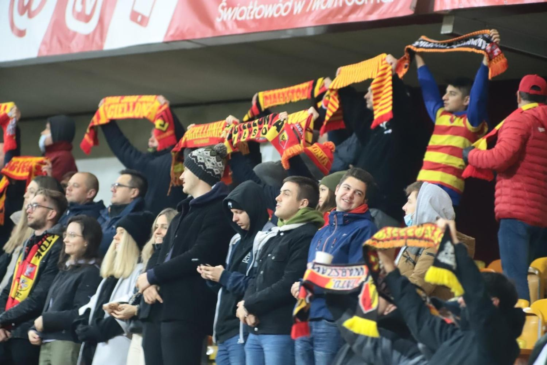 Ponad pięć tysięcy fanów wspierało Jagiellonię