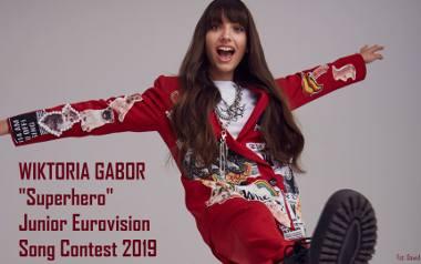 """Wiktoria Gabor: Reprezentantka Polski na konkurs piosenki Eurowizja Junior 2019. Zaśpiewa hit """"Superhero"""" [WYWIAD WIDEO]"""