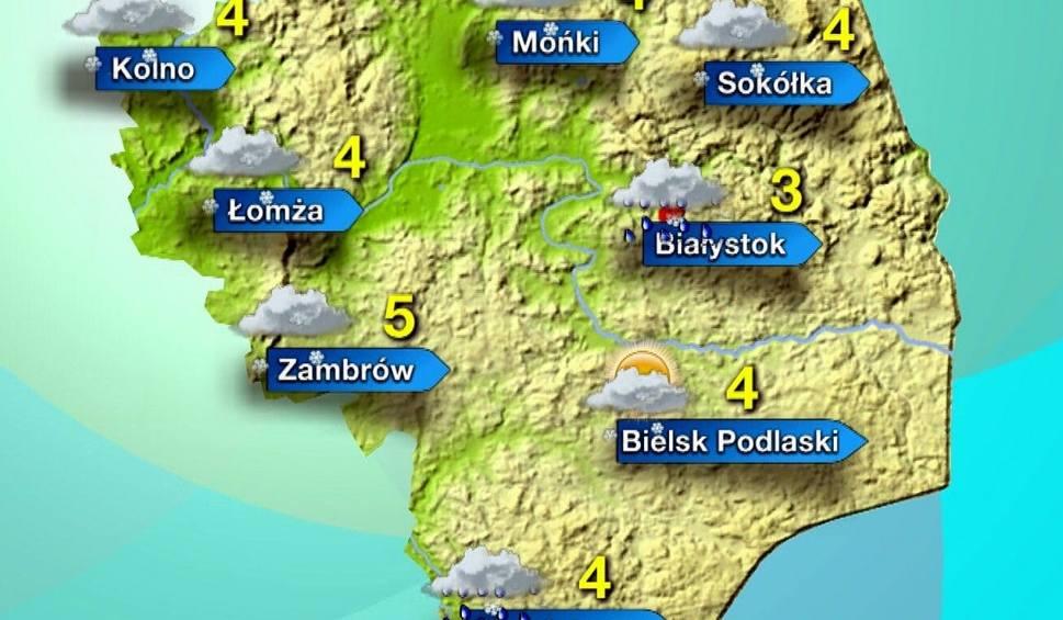 Film do artykułu: Prognoza pogody w Podlaskiem na 1.12.2015. Białystok, Bielsk Podlaski, Hajnówka (wideo)
