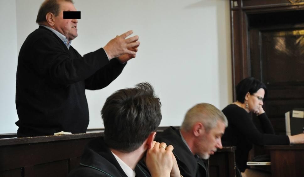 Film do artykułu: Radny tłumaczy, że nie groził mężczyźnie, tylko nazwał go ch..., bo ten go prowokował