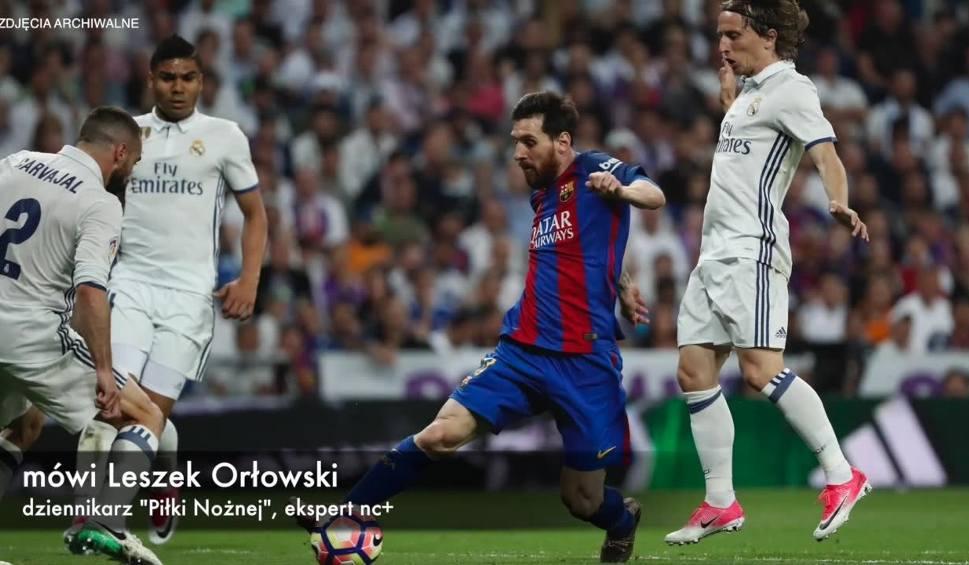 Film do artykułu: REAL - BARCELONA TRANSMISJA. Superpuchar Hiszpanii Barcelona Real [NA ŻYWO ONLINE, TV, 16.08.]