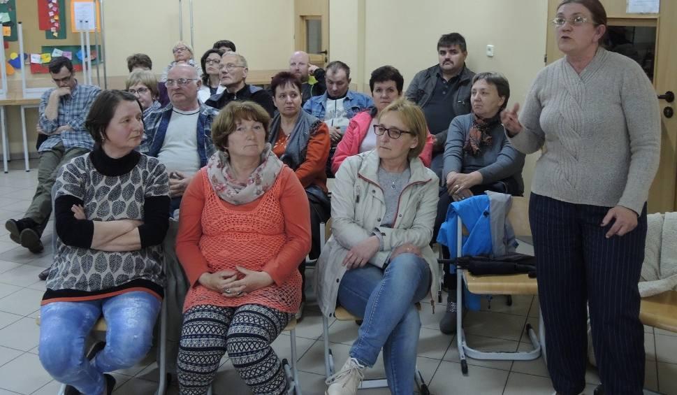Film do artykułu: Spotkanie w Lipnicy w sprawie kopalni kruszywa (zdjęcia, wideo)