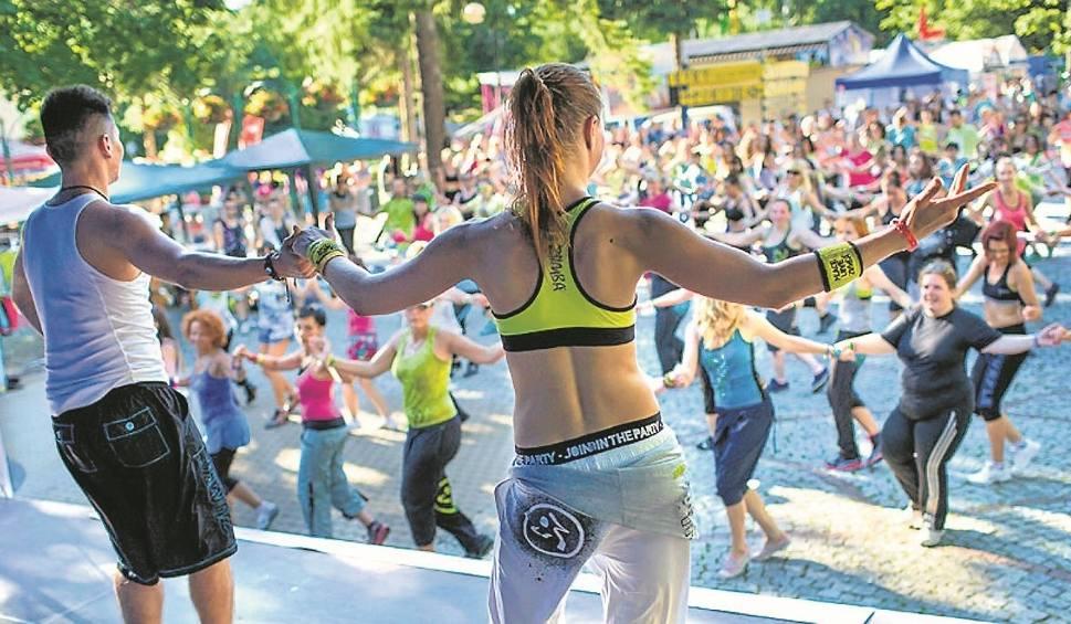 Film do artykułu: Maraton zumby w Mielnie coraz bliżej