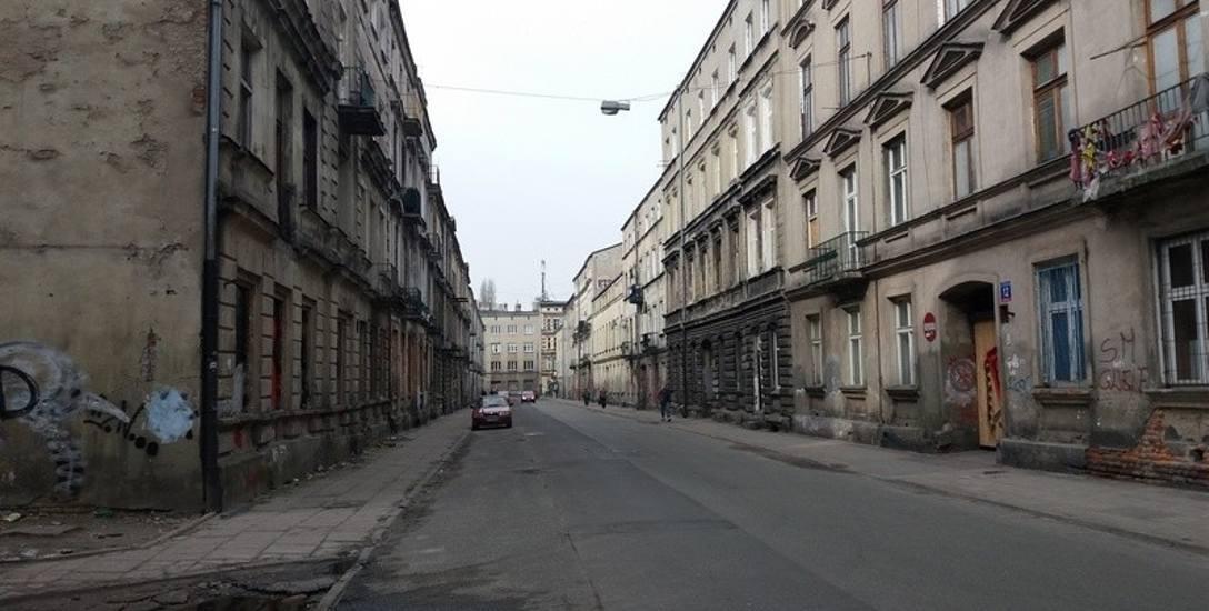 Podczas rewitalizacji przy ul. Włókienniczej powstanie 40 lokali użytkowych i centra aktywizacji społecznej.