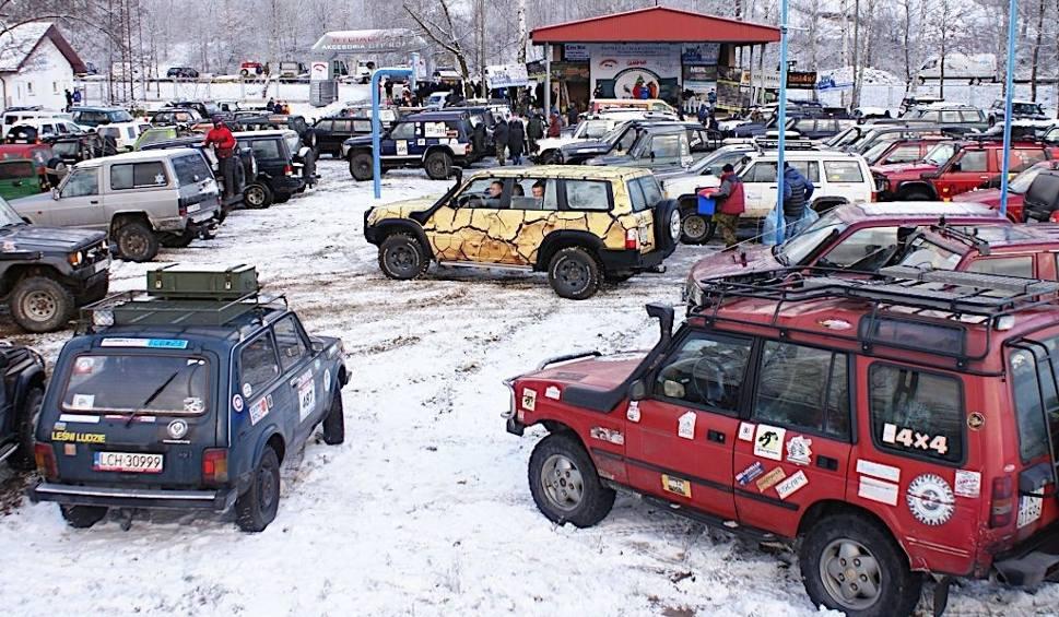 Film do artykułu: W sobotę wielki najazd aut terenowych i zabytkowych na Brody