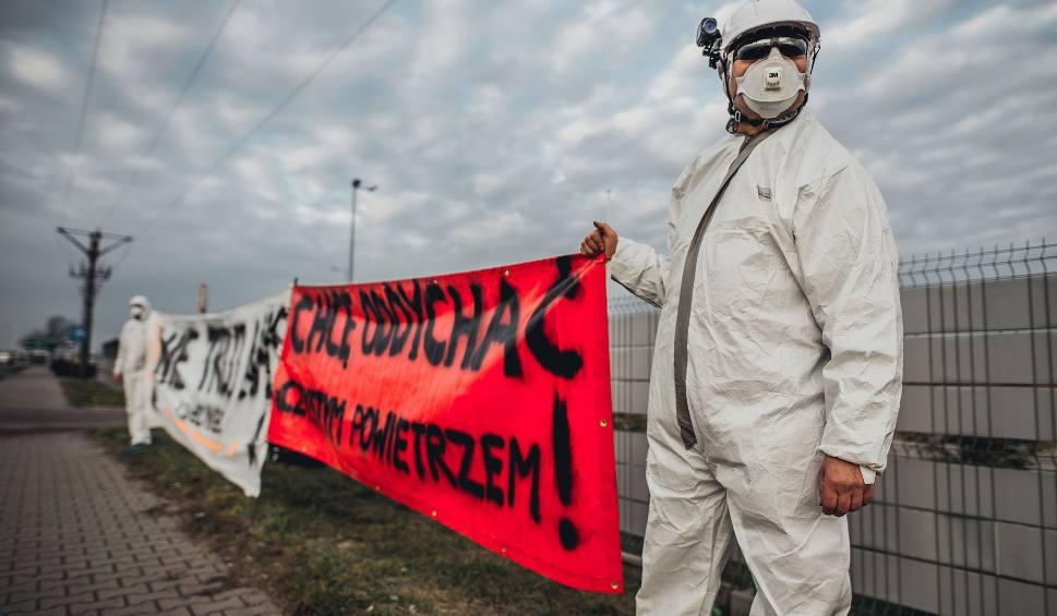 Film do artykułu: Powstanie raport o oddziaływaniu firmy przerabiającej stłuczkę szklaną w Lublińcu. Mieszkańcy wciąż mają obawy