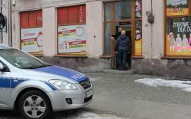Napad w centrum Świebodzina