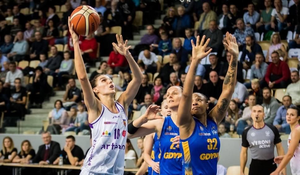 Film do artykułu: Znamy pary Pucharu Polski w koszykówce kobiet. W najlepszej ósemce jest Arka Gdynia i AZS UG