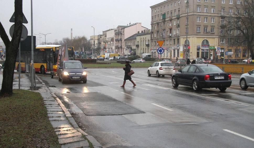 Film do artykułu: Zmiany na przejściu dla pieszych na ulicy Ogrodowej w Kielcach