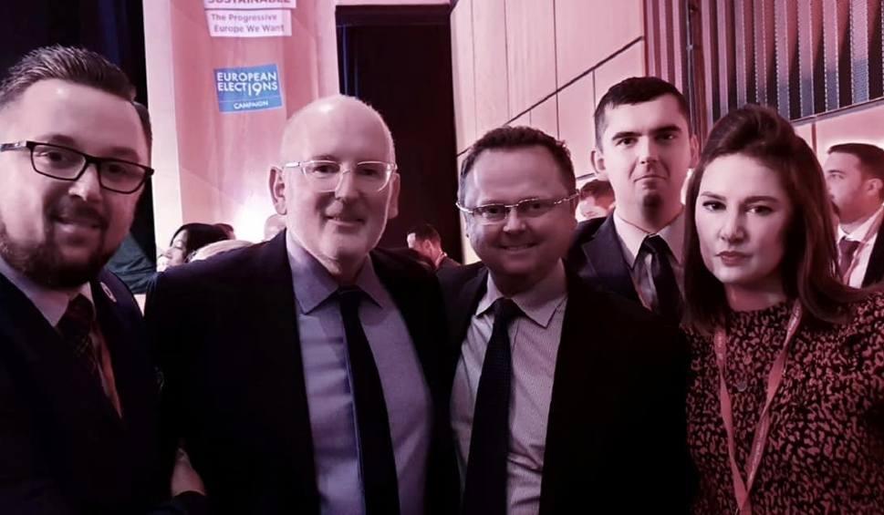 Film do artykułu: Andrzej Szejna, przewodniczący Sojuszu Lewicy Demokratycznej w Świętokrzyskiem, w prezydium Partii Europejskich Socjalistów