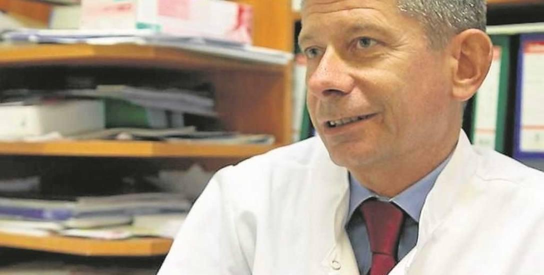 Postęp w hematologii jest olbrzymi - mówi prof. Tomasz Sacha