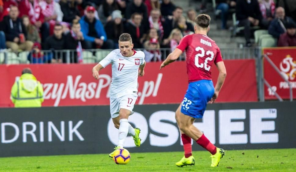 Film do artykułu: Damian Kądzior: Na mecz z Portugalią musimy wyjść pełni pasji. Potencjał w tej drużynie na pewno jest