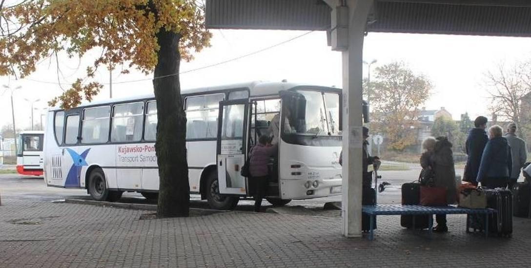Przywrócone kursy autobusowe w powiecie mogileńskim wykonywać  będzie firma KPTS