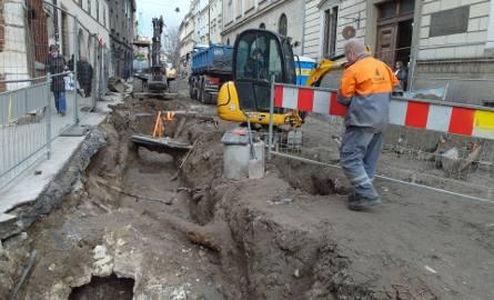 Trwa kompleksowy remont ulicy Sławkowskiej