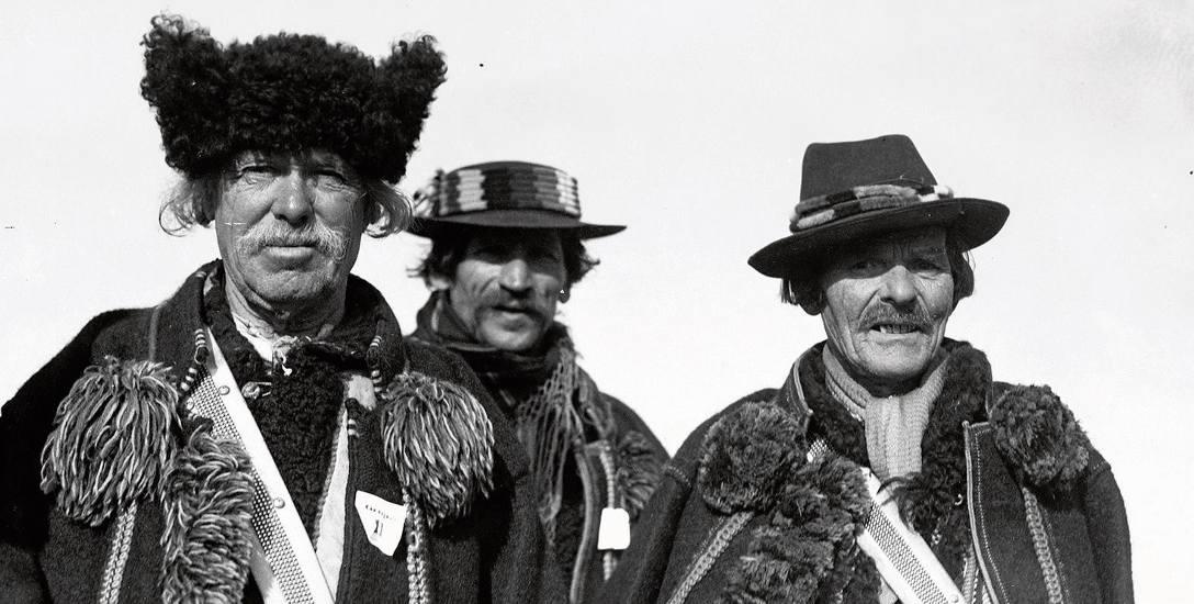 Antoni Kroh: Łemkowie, Huculi i górale podhalańscy