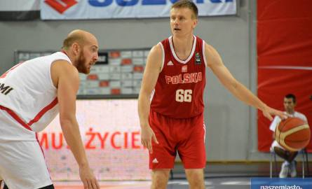 Anwil Basketball Challenge Włocławek 2016. Polska - Gruzja 80:71