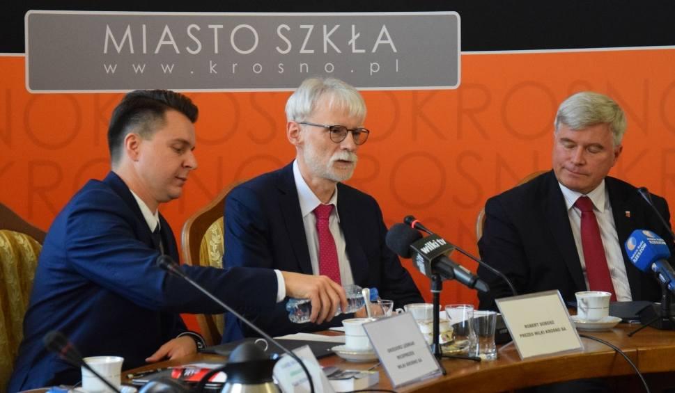Film do artykułu: Nowy prezes krośnieńskiego żużla - Robert Dobosz: Mamy plan by za pięć lat być w Ekstralidze