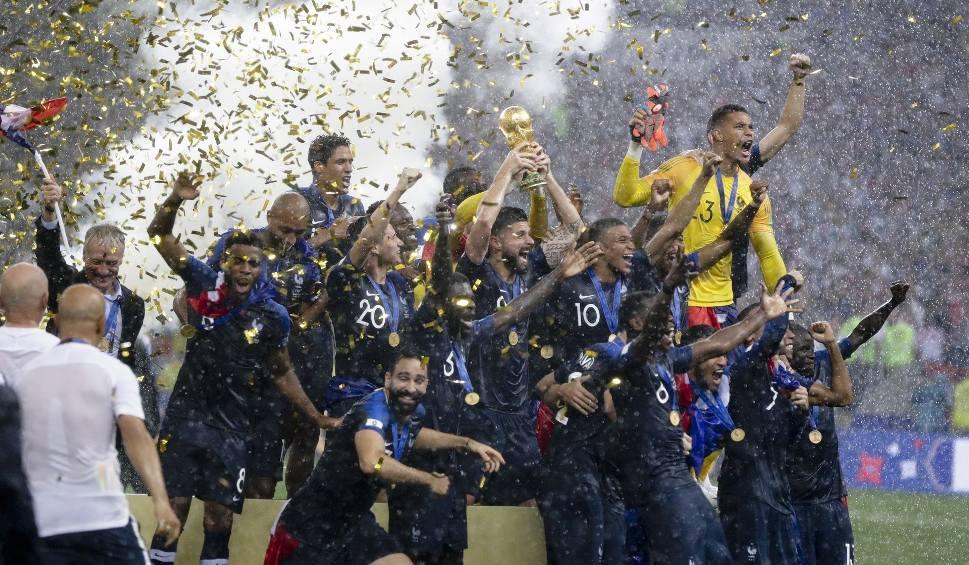 Film do artykułu: Mundial 2018. Francja mistrzem świata. Finał z Chorwacją jak z marzeń. Sześć goli w Moskwie!