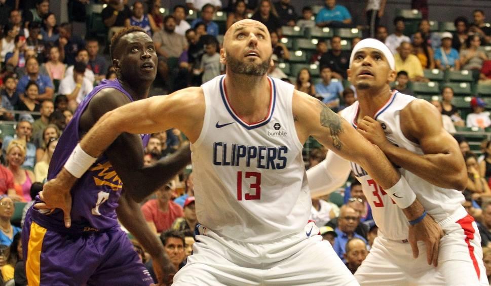 Film do artykułu: NBA. Niezły mecz Marcina Gortata i zwycięstwo Los Angeles Clippers nad byłą drużyną Polaka