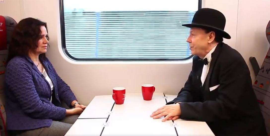 [VIDEO] Z Marcelem Szytenchelmem - aktorem, reżyserem i animatorem kultury rozmawiamy m.in. o roli Mariana Koniuszko i przyjaźni z Bareją