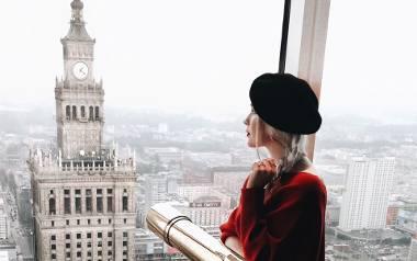 O tym, jak nosić beret przekonuje na swoim blogu Shiny Syl