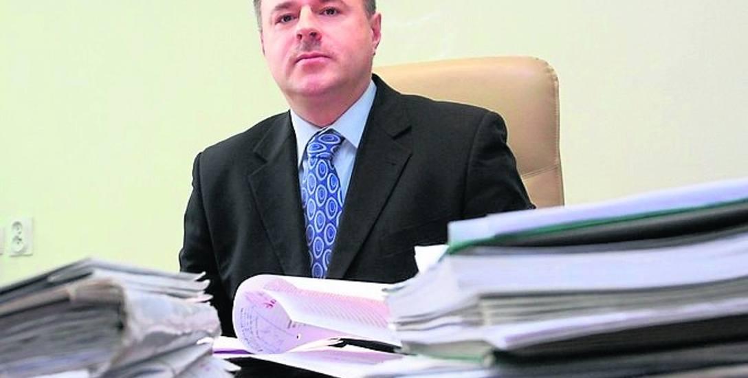 Witold Błaszczyk, rzecznik Prokuratury Okręgowej w Piotrkowie