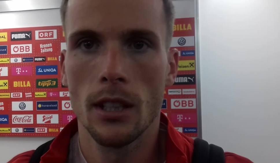 Film do artykułu: Tomasz Kędziora po meczu Austria - Polska: Cieszy nas gra na zero z tyłu [WIDEO]