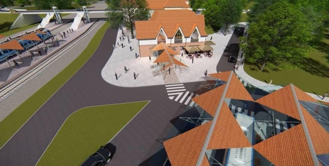 Miasto Ustka ogłosiło przetarg na budowę węzła komunikacyjnego