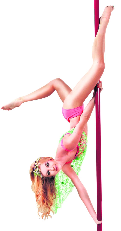"""W pole dance nie ma konkretnej liczby figur. W drugim wydaniu książki """"Pole position"""" wydanej przez International Pole Dance Fitness"""