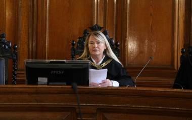 Sędzia Jedynak w oświadczeniu poinformowała, że nie wiedziała o kryminalnej przeszłości dewelopera