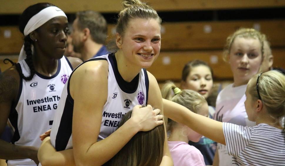 Film do artykułu: Laura Juskaite odchodzi z AZS AJP Gorzów i przechodzi do Valencia Basket