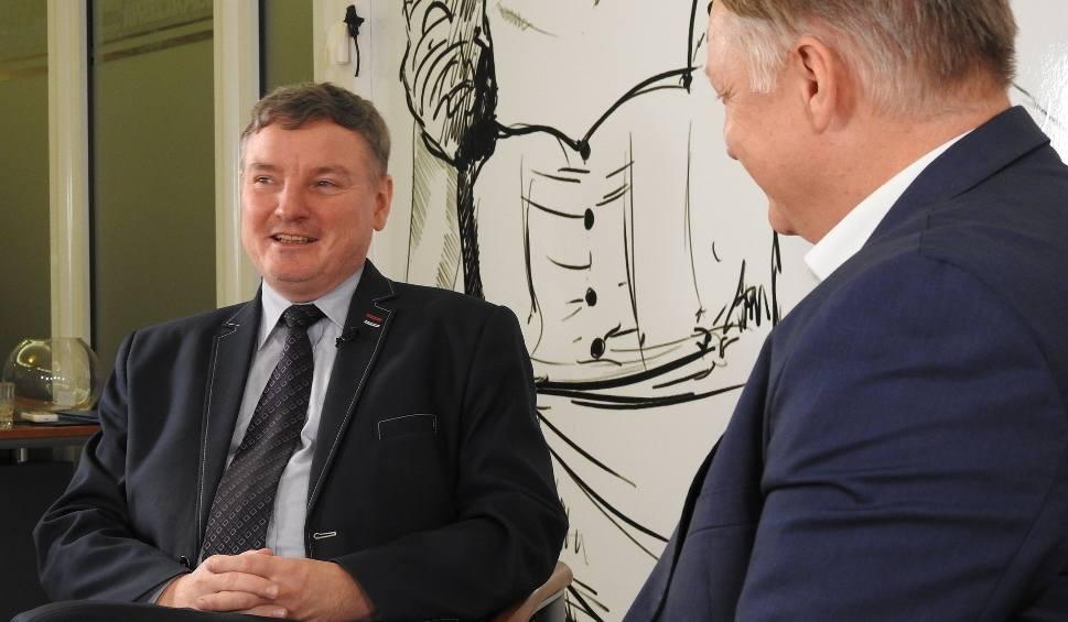 Film do artykułu: Wybory samorządowe 2018 Bielsk Podlaski. II tura. Rozmowa z kandydatem na burmistrza Jarosławem Borowskim [WIDEO]
