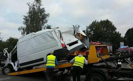 Śmiertelny wypadek na DW791 w Ogrodzieńcu
