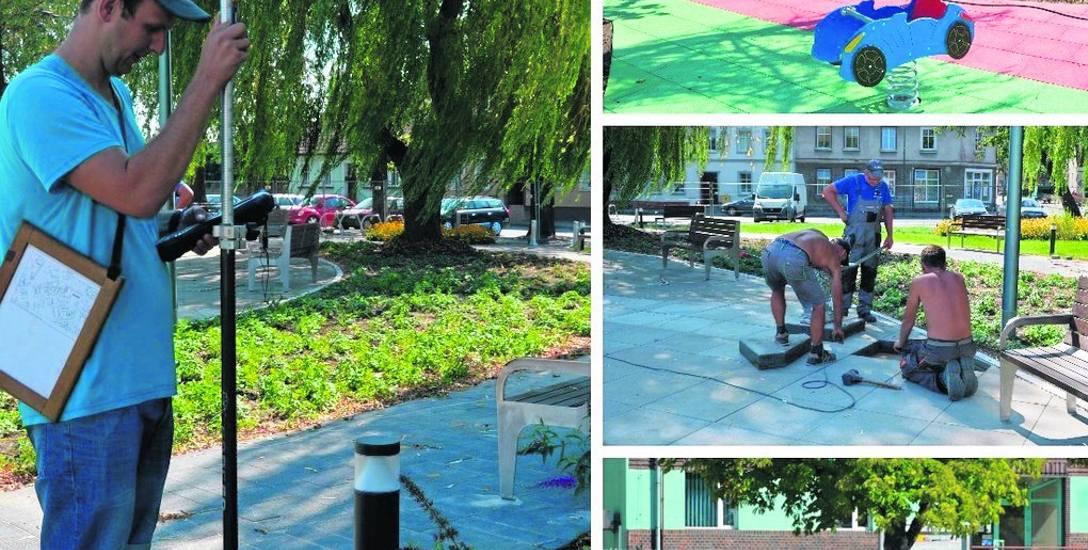 Nowy Plac Bohaterów już niedługo będzie służył mieszkańcom