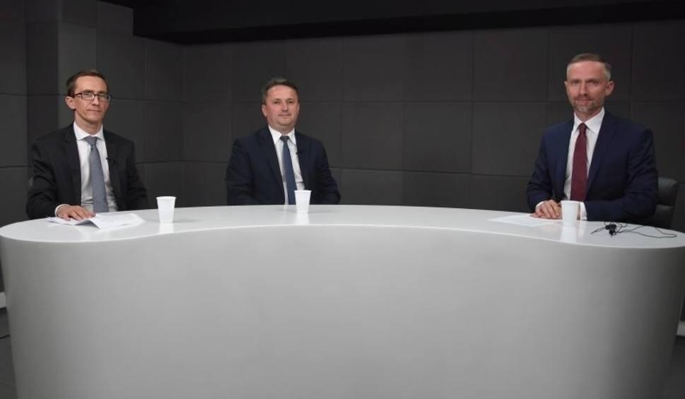 Film do artykułu: Jaka przyszłość Staszowa? Zobacz debatę kandydatów do fotela burmistrza Staszowa