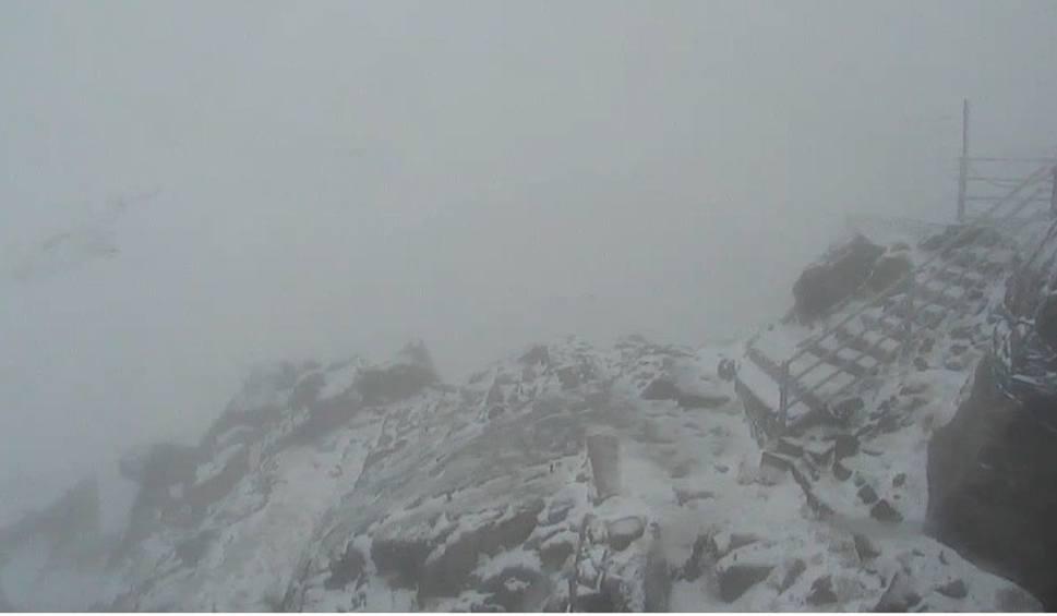 Film do artykułu: W Tatrach spadł śnieg