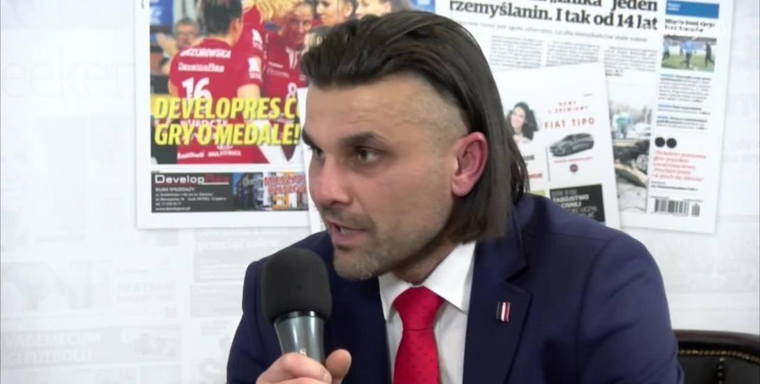 Roman Kowalik w Piłkarskich Nadziejach Mielec odpowiada za drużynę seniorów