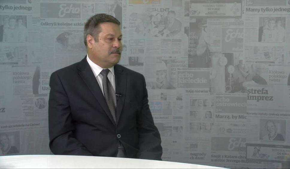 Film do artykułu: Wybory samorządowe 2018. Jaka przyszłość Sandomierza? Wojciech Czerwiec, kandydat na bumistrza [WIDEO]