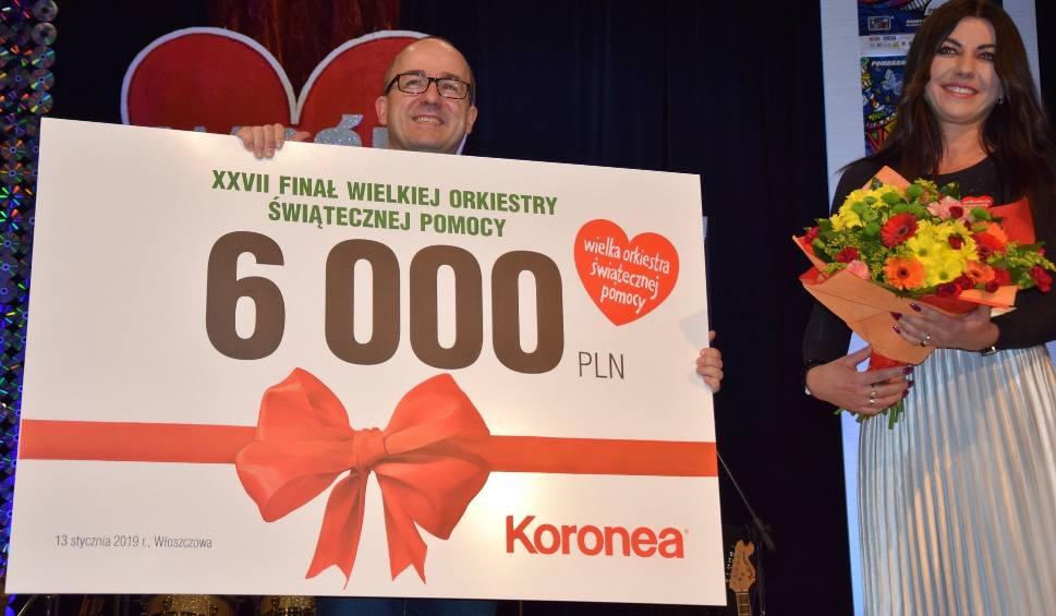Film do artykułu: 27.Finał WOŚP. Włoszczowa pięknie grała. Zebrano ponad 60 tysięcy złotych (ZDJĘCIA)