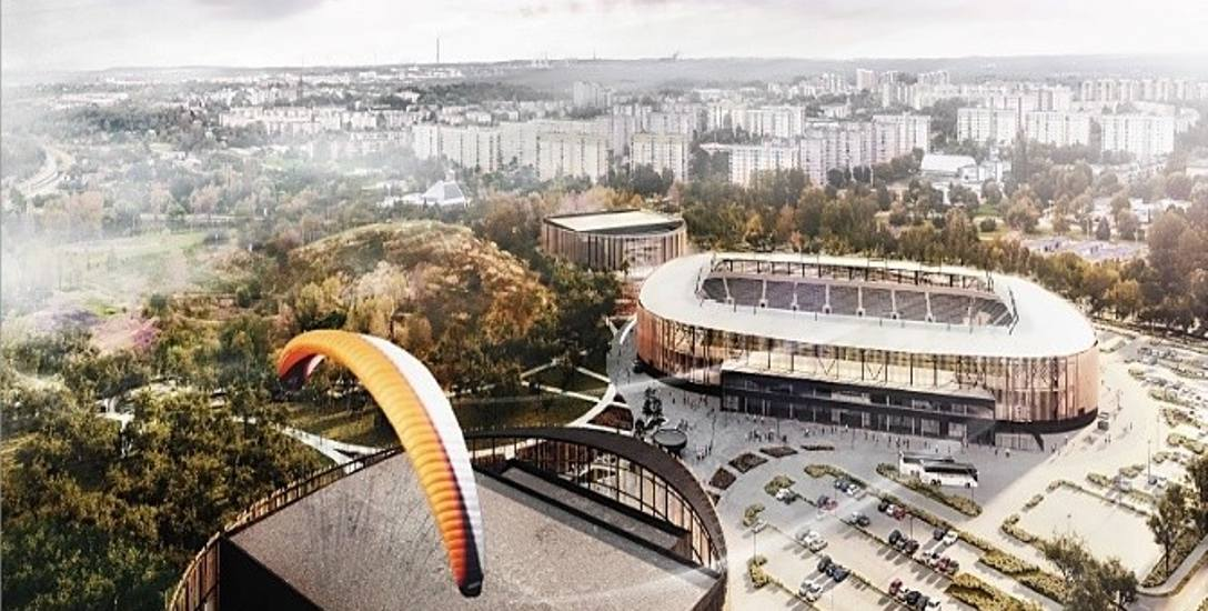 Zagłębiowski Park Sportowy: Oferty wykonawców w przetargu przewyższają budżet na inwestycję