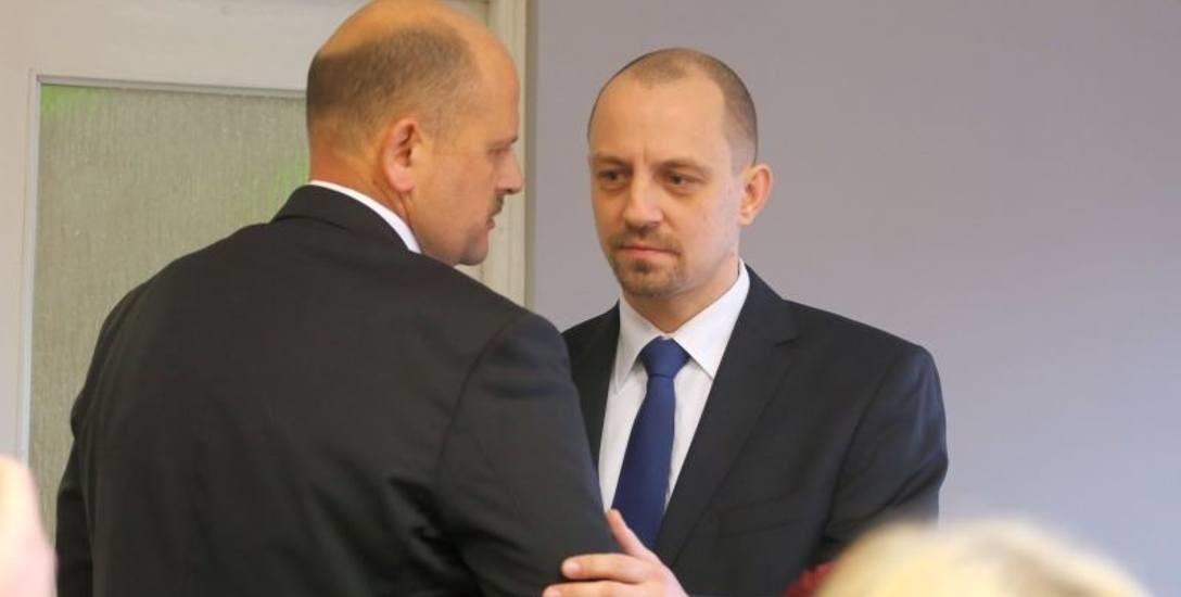 Burmistrz Więcborka wymusił na drodze